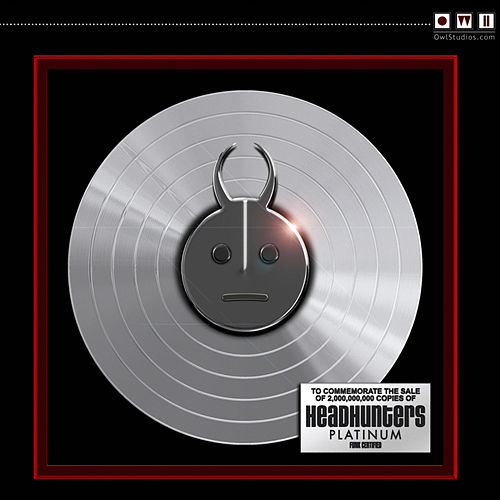 Play & Download Platinum by The Headhunters | Napster
