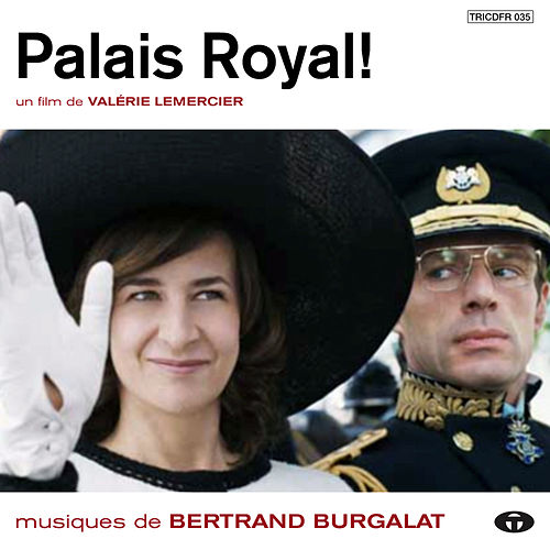 Musiques du film Palais Royal! by Various Artists