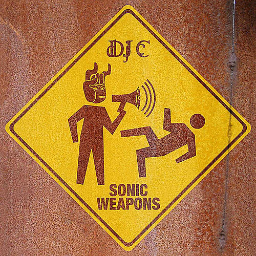 Sonic Weapons by DJ C