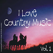 I love Country Music - Vol. 1 by Various Artists