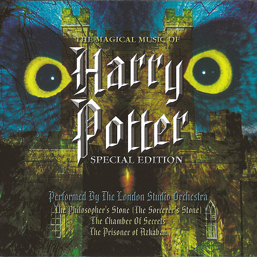 Play & Download The Magical Music of Harry Potter by London Studio Orchestra   Napster
