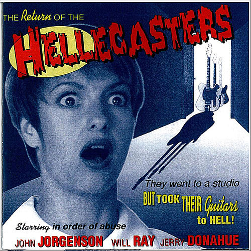 Play & Download The Return of the Hellecasters by Hellecasters | Napster
