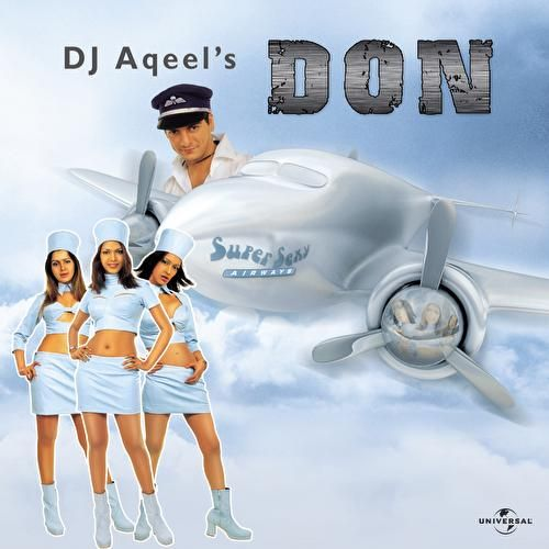 Play & Download DJ Aqeel's Don by Various Artists | Napster