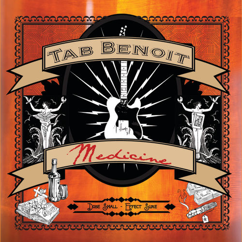 Play & Download Medicine by Tab Benoit | Napster