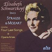 Play & Download Elisabeth Schwarzkopf sings Strauss & Mozart by Elisabeth Schwarzkopf | Napster