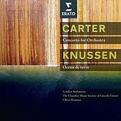 Carter : Concerto, 3 Occasions - Knussen : Songs without voices by Various Artists