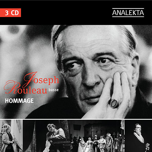 Play & Download Joseph Rouleau: Hommage by Various Artists | Napster