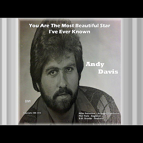 Play & Download You Are the Most Beautiful Star I've Ever Known by Andy Davis | Napster