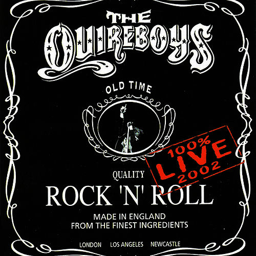 Play & Download 100% Live by Quireboys | Napster