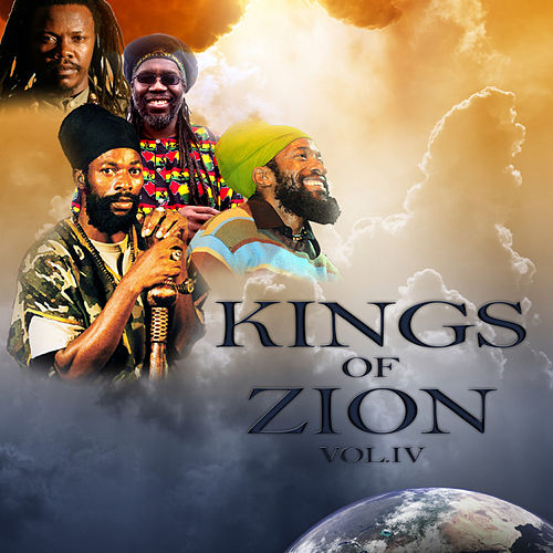 Play & Download Kings of Zion Volume 4 by Various Artists | Napster