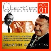 Quartier Pedralbes. Grandes Orquestas. Vol.1 by Xavier Cugat