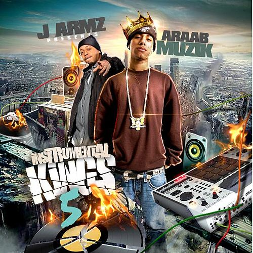 Araabmuzik Instrumental Kings pt5,-How to Be an MC by AraabMUZIK