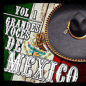 Play & Download Grandes Voces De México. Vol.1 by Various Artists | Napster