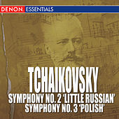 Tchaikovsky - Symphony No. 2 'Little Russian' - Symphony No. 3 'Polish' by Vienna State Opera Orchestra