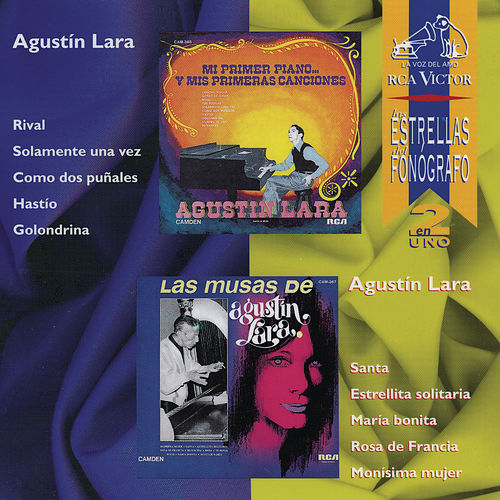 Play & Download Las Estrellas Del Fonografo RCA Victor by Agustín Lara | Napster