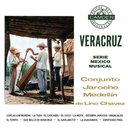 Veracruz - Serie Musical De Mexico - Conjunto Jarocho Medellin De Lino Chavez by Conjunto Jarocho Medellin De Lino Chavez
