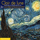 Clair de lune (Nocturnes, le charme de la nuit) by Various Artists