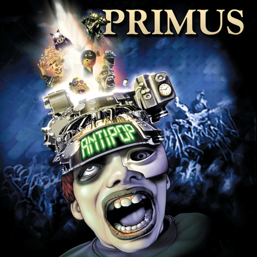Play & Download Antipop by Primus | Napster