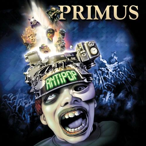 Antipop by Primus