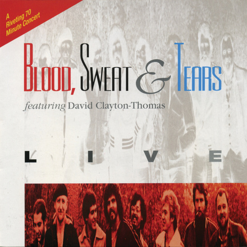 Play & Download Live by Blood, Sweat & Tears | Napster