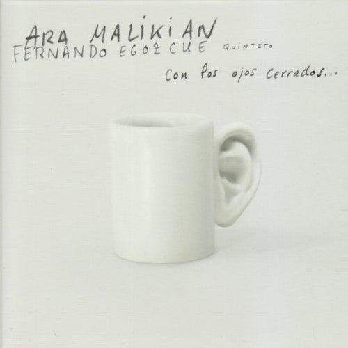 Con los ojos cerrados... by Ara Malikian