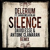 Play & Download Silence (David Esse, Antoine Clamaran Remix) by Delerium | Napster