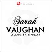 Lullaby of Birdland by Sarah Vaughan