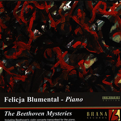 The Beethoven Mysteries by Felicja Blumental