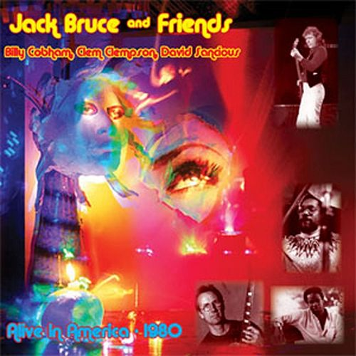 Alive In America by Jack Bruce