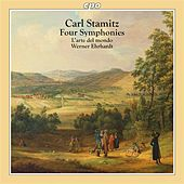 Play & Download Stamitz: Four Symphonies by Werner Ehrhardt | Napster