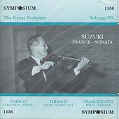 Play & Download The Great Violinists, Vol. 7 by Various Artists | Napster