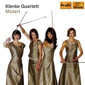 Mozart: String Quartets Nos. 22 & 23 by Klenke Quartet