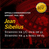Sibelius: Symphonies Nos. 3 and 4 by Paul Magi