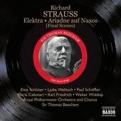 Play & Download Strauss: Elektra - Ariadne auf Naxos (Final Scenes) by Various Artists | Napster