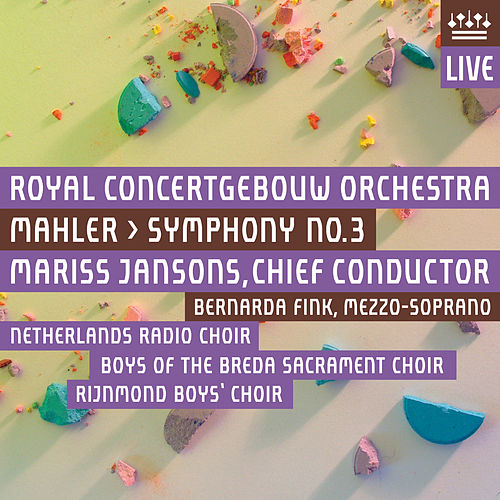 Mahler: Symphony No. 3 by Royal Concertgebouw Orchestra