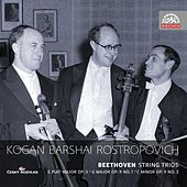 Play & Download Beethoven : String Trios by Leonid Kogan | Napster