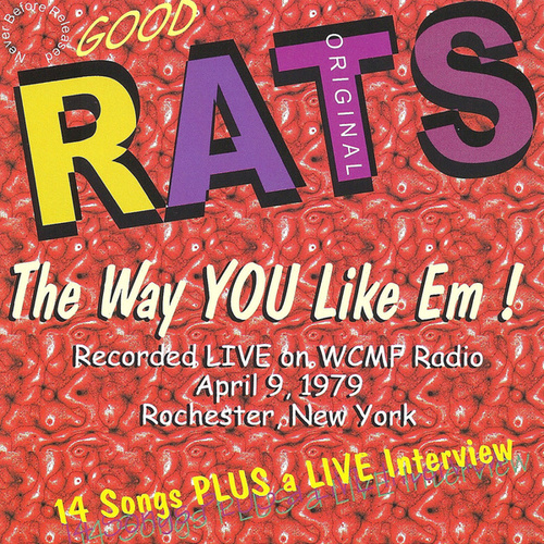 Play & Download Rats The Way You Like Em by Good Rats | Napster