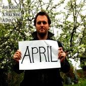 A Folk Song A Day : April by Jon Boden