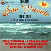 Play & Download La Fuerza Musical De Centroamerica by Orquesta San Vicente de Tito Flores | Napster