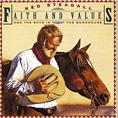 Play & Download Faith And Values by Red Steagall | Napster