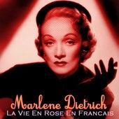 La Vie En Rose En Francais by Marlene Dietrich