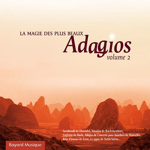 La magie des plus beaux Adagios, Vol. 2 by Various Artists