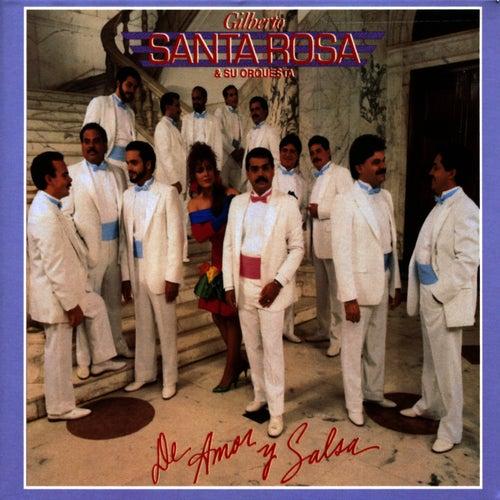 De Amor y Salsa by Gilberto Santa Rosa