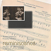 Play & Download Reminiscence by Tamara Volskaya | Napster