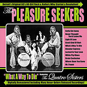 Play & Download What a Way to Die by Pleasure Seekers | Napster