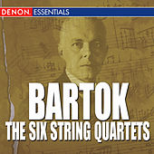 Bartok - The Six String Quartets by Ramor Quartet