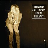 Live At Hideaway by Jo Harman