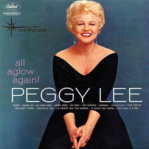 Play & Download All Aglow Again! by Peggy Lee | Napster