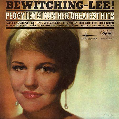 Bewitching Lee! by Peggy Lee