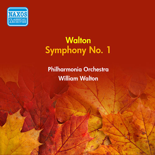 Walton, W.: Symphony No. 1 (Walton) (1953) by William Walton